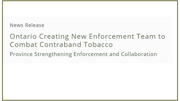 Contraband Task Force