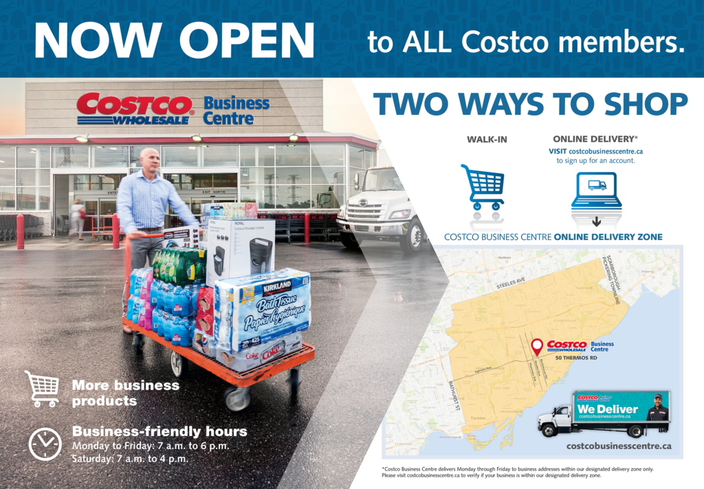 Ontario Convenience Stores Association OCSA Costco