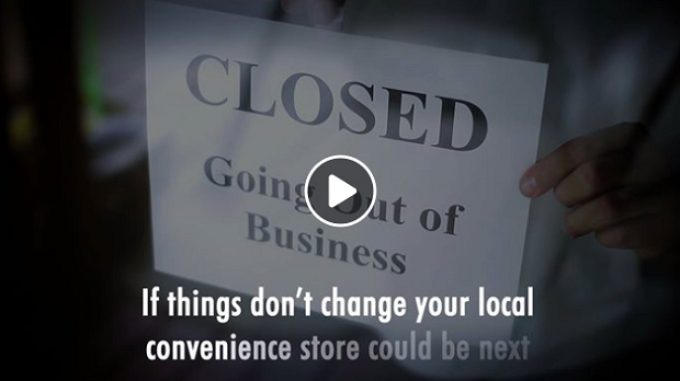 Save Our Stores video screengrab