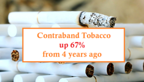Ontario Contraband Tobacco on the Rise - Again