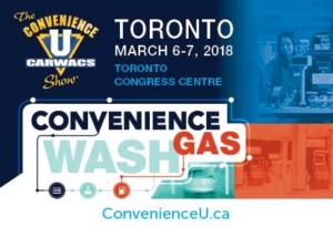 Convenience U CARWACS 2018