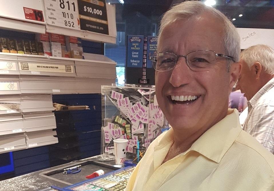 Vic Fidelli ontario cstore day