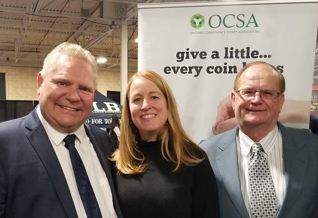 2020 Premier Doug Ford OCSA Dave Bryans