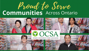 Convenience store proud to serve in Ontario