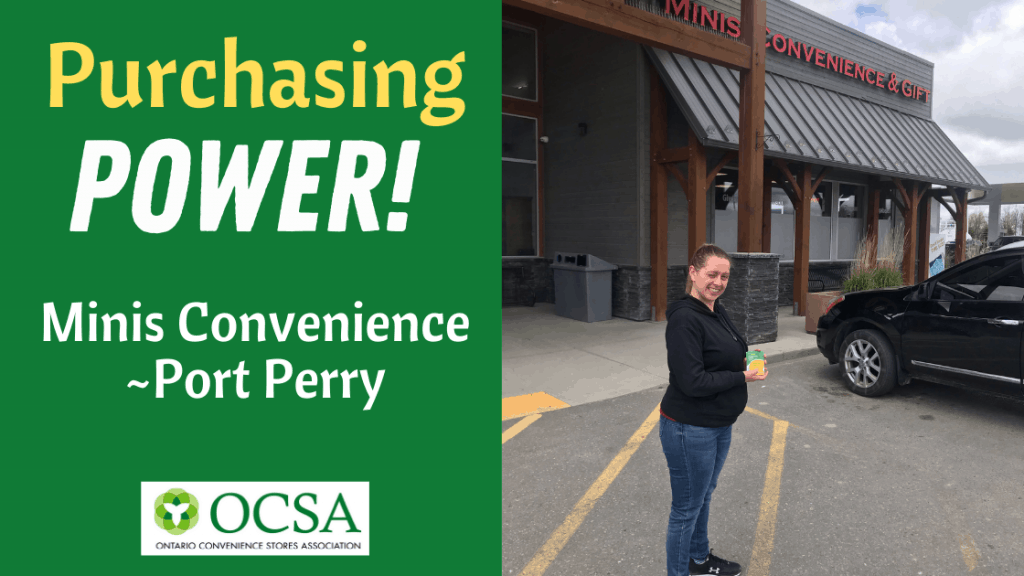Convenience store buying power - ocsa