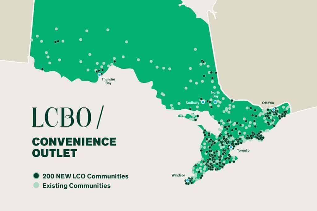 OCSA - LCBO Convenience Outlet