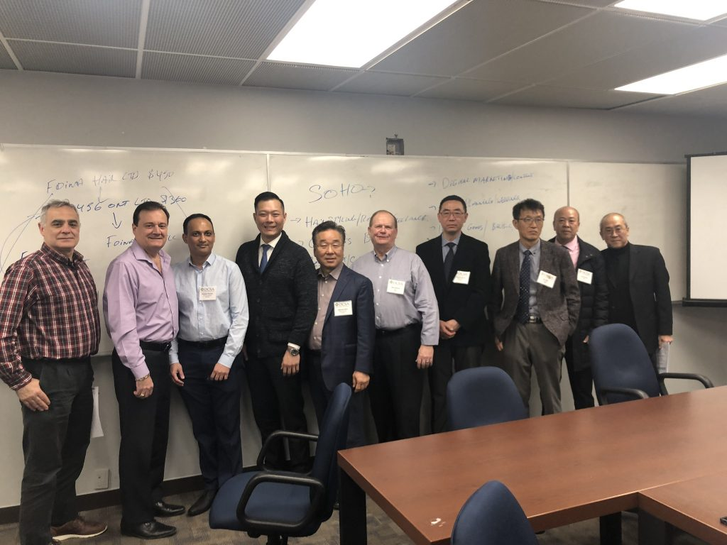 OCSA Round Table, Jan. 2019