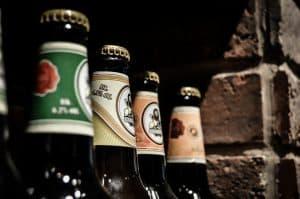 Beer on Shelf